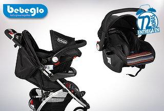 Coche Travel System Jogger RS-1320 Bebeglo