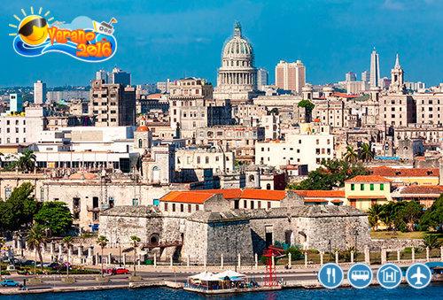 Verano 2016 Habana y Varadero vía Copa