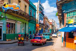 Solo Terrestre Cuba  Habana y Varadero