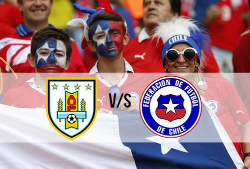 Sigue a la selección sin frontera Uruguay y Chile.