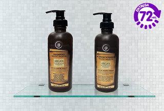 65% Shampoo, acondicionador de Argan Buchanell 250ml