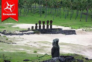 30% Escapada a Cabañas Moenga,1 a 4 Noches para 2. Rapa Nui