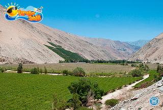 ¡Verano en Elquí! Elige tus Noches para dos en Spa Cochiguaz