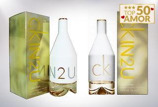 Perfume Ck IN2U Mujer 100 ml o 150 ml.