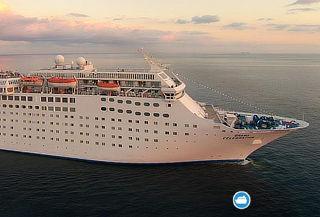 75 % Dcto. Crucero para dos por las Bahamas, Comidas y más