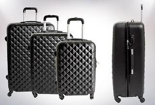 Set de 3 maletas Ultralight Diamond