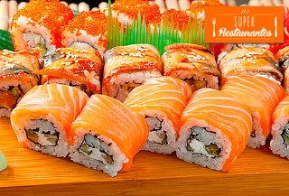 90 Piezas Sushi Providencia
