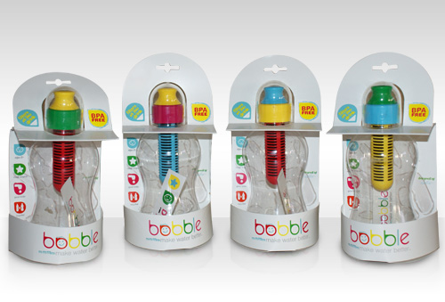 Pack 2 Botellas Mini Bobble