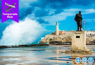 Oferta Única Habana y Varadero, todo incluido  vía COPA