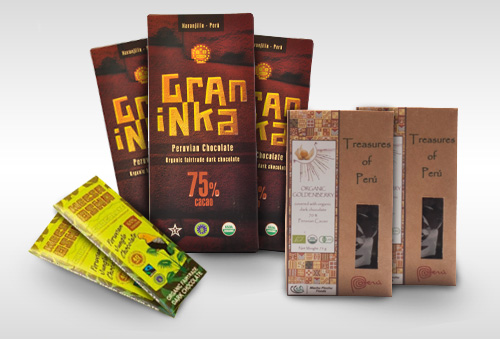 Chocolates organicos kosher