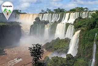 Iguazu 4 Días 3 Noches Traslados y Más!