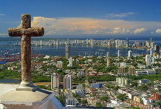 Cartagena de Indias todo el año Pension completa vía LAN