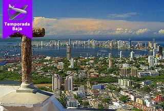 Cartagena de Indias todo el año TODO INCLUIDO vía LAN