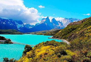 Todo el año en Patagonia, Aéreo,Hotel, traslados y Más, LAN