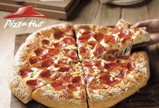36% Pizza Familiar Pizza Hut