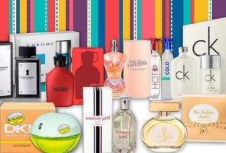 Desde 64% Dcto! Los Mejores Perfumes a los Mejores Precios!