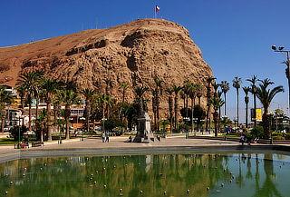 Escápate a Arica, Aéreo, Hotel y más vía SKY