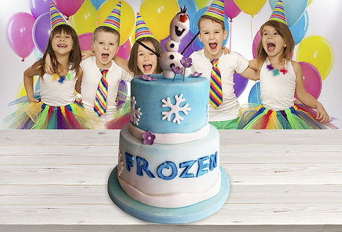 33% Torta para 15 o 30 Personas + 12 Mini Cupcakes