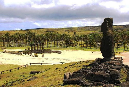 Imperdible Isla de Pascua para 2 Personas.