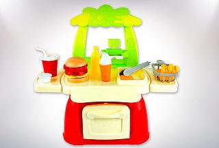 Set de Cocina Infantil de 28 piezas