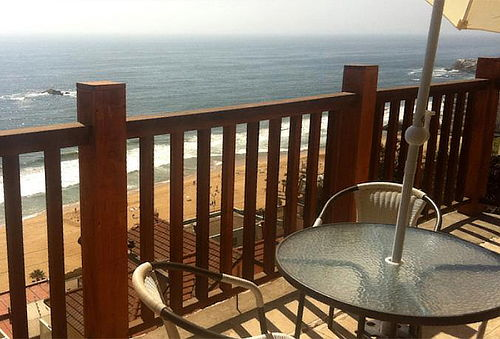 Escápate por 1 o 2 noches de alojamiento en Viña Del Mar.