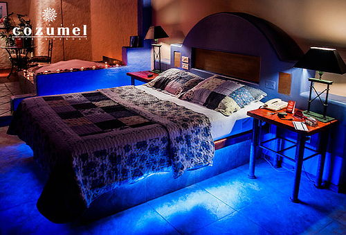 Motel Cozumel, 12 Horas.  Elige Sucursal!
