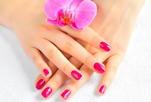 50% Corte + Brushing + Manicure completa + Exfoliación