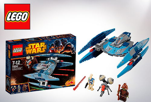30% LEGO® Vulture Droid Star Wars