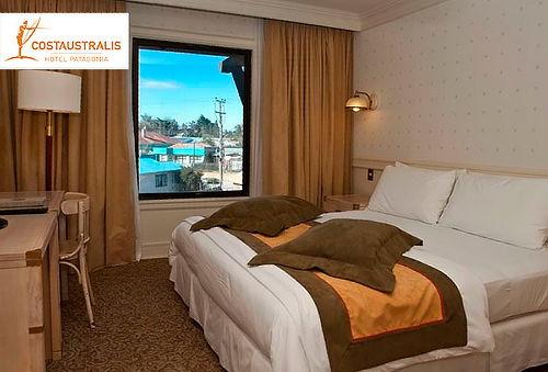 ¡Vacaciones Soñadas! Hotel Costaustralis de Puerto Natales