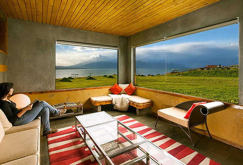 ¡Vacaciones Soñadas! Hotel Altiplanico de Puerto Natales.