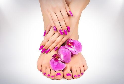 74% Manicure y Pedicure Completa Permanente