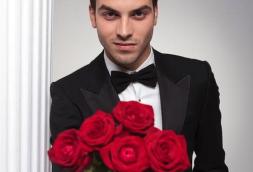 25% Bouquet de 12 rosas ecuatorianas