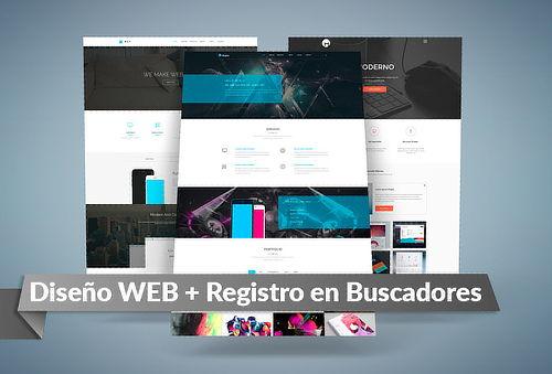 57% Creación de página web