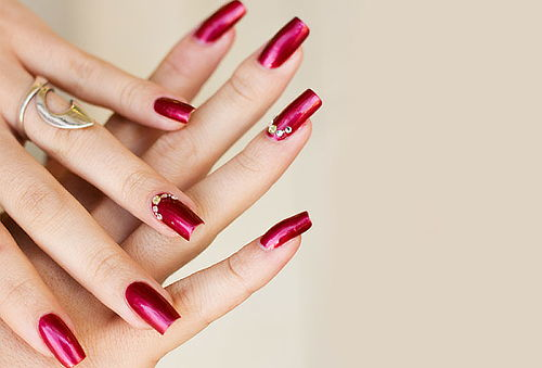 Manicure completa + esmaltado permanente 1 tono, Providencia