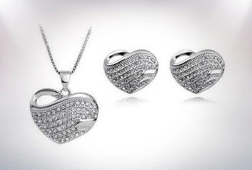 Set Premium, Bañados en oro y con Cristales