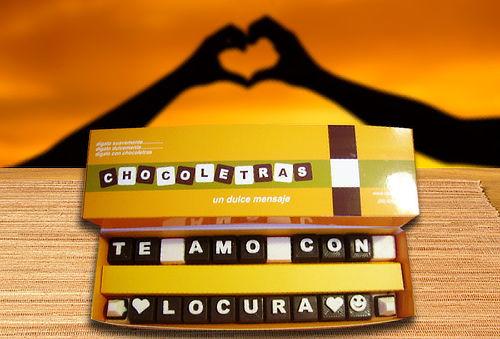 33 Bombones Amor Con Mensaje Personalizado, Las Condes