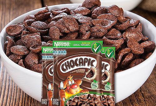 48% Pack de 30 Chocapic® de 30 gr.