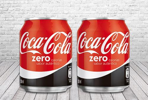 Pack de 24 Latas Coca-Cola a Elección de 250 cc!