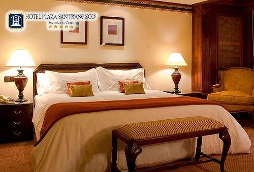 Noche para 2 en Hotel Plaza San Francisco y más!
