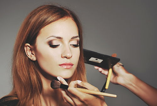 Maquillaje de dia o noche