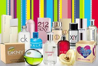 Los Mejores Perfumes de las Mejores Marcas Están Aquí!