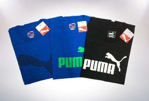 Polera Puma ¡Variedad de Tallas, Colores y Diseños!