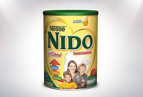 30% Leche Nido Semidescremada 1.6 kg
