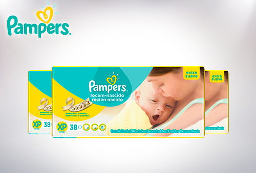 Pampers® Premium Care RN / XP