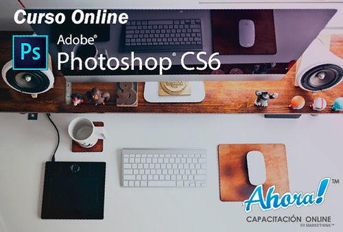 Curso Online Photoshop CS6 ¡11 Lecciones! Todo Chile