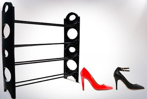 Repisa para 36 pares de zapatos