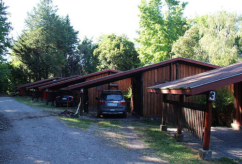 Escápate Parque Chillán Cabañas 4 y 6 Personas por 2 Noches.