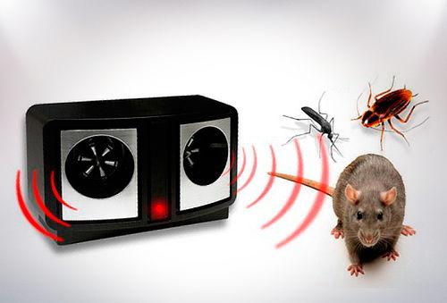 OUTLET - Repelente Para Ratones Y + Ultrasonido