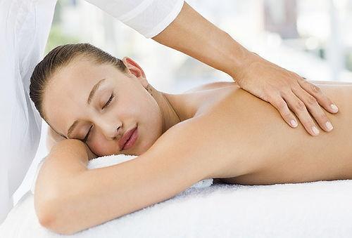 Masaje de relajación + Ondulación + tinte + Peeling facial