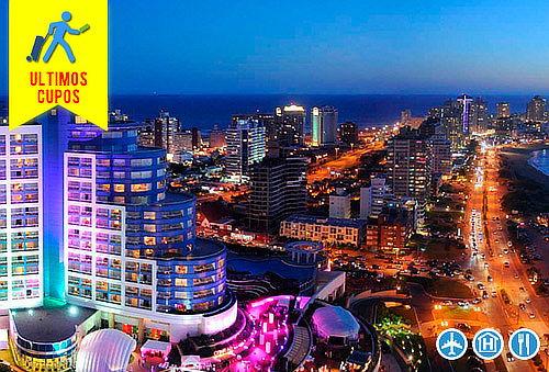 Verano en Punta del Este! 8 días, hotel, traslados y mas!